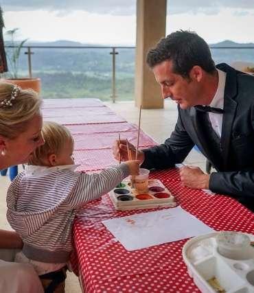 Wedding Childcare activities