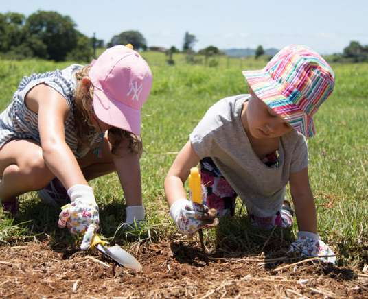 Farm Kids Mini Farmers Program