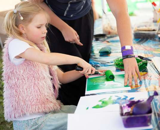 Marina Park Easter Art Workshops
