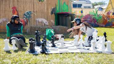 Hire Giant Games for Parties and Events!