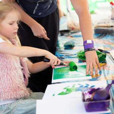 Shopping Centre Activations with Kidz Klub Australia